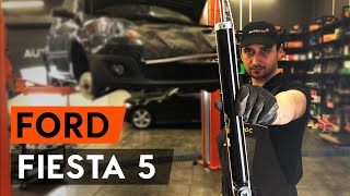 Αντικατάσταση Λάδι κινητήρα FORD FIESTA: εγχειριδιο χρησης