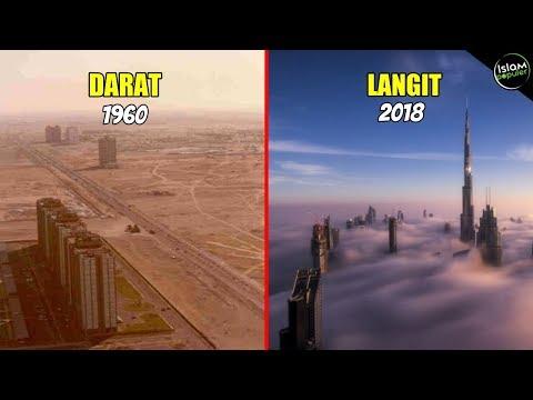 KIAMAT SEBENTAR LAGI..!? Perubahan Drastis di Dubai Bukti Nyata Akhir Zaman