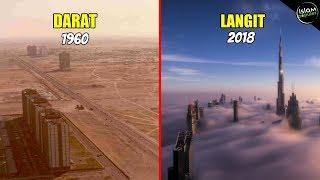 Kiamat Sebentar Lagi? Perubahan Drastis Di Dubai Bukti Nyata Akhir Zaman