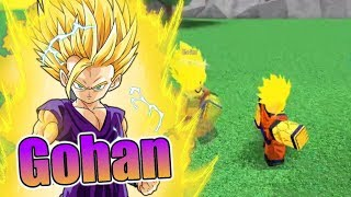 Gohan Teen, The Hero - Dragon Ball N Roblox
