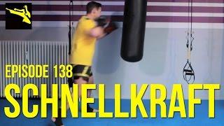 Kickbox Training #138 - Schnellkraft am Sandsack / Kickboxen lernen / Köln / Bonn / Fitness