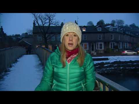 Beast from the East - Snow affects the South Lakes - Fiona Marley Paterson