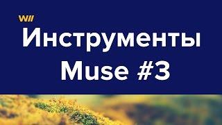 Инструменты дизайна в Adobe Muse: «Текст», «Прямоугольник» и Crop Tool #3