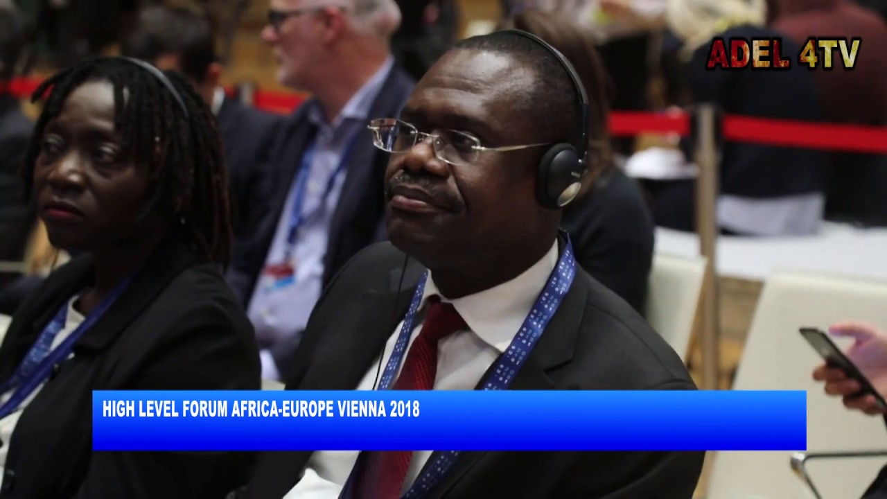 PREZ AKUFO-ADDO AT THE 2018 HIGH LEVEL AFRICA-EUROPE FORUM AT VIENNA_AKM