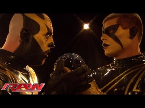 Goldust & Stardust ponder the wonders of the universe: Raw, July 21, 2014