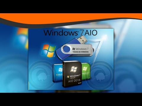 Windows 7 SP1 Setembro 2016 ( Ativado )