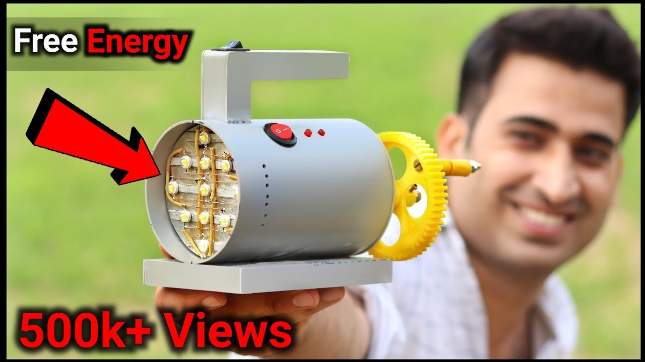 ये अंधा कर देगा    100 % बिजली की बचत    How To Make Most Useful Emergency Gadget