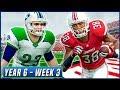 watch he video of NCAA Football 14 Dynasty Year 6 - Week 3 @ Louisville | Ep.93