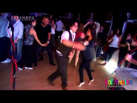 SALSA VIDEO | TANIA CANNARSA & HAMIT ERENTURK | 2. ISTANBUL PERFORMANS LATIN FESTIVAL