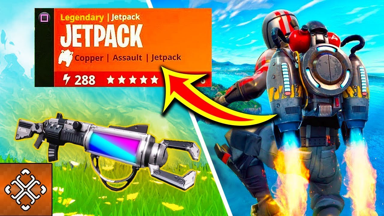 10 Fortnite Items That BROKE THE GAME!