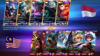 [NEW] EVOS 🇮🇩 vs TEAM SAIYAN 🇲🇾 [RANKED MATCH]
