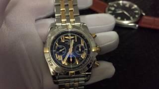 Breitling Chronomat купить оригинальные часы(, 2016-08-30T10:25:29.000Z)