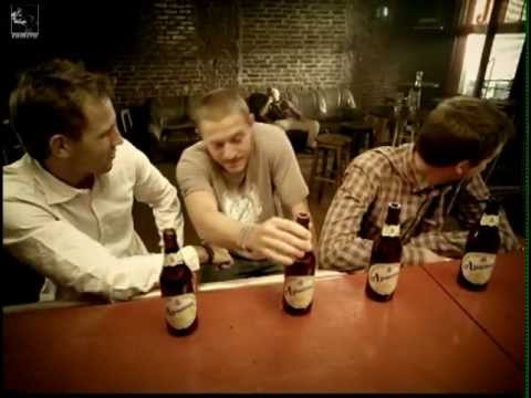Ariana Beer Commercial - Male Bonding (2006)