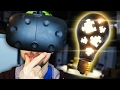 USE YOUR VIRTUAL BRAIN | The Puzzle Room VR (HTC Vive Virtual Reality) - HD