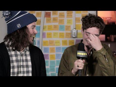 Born Ruffians Interview (2014) Presented by JUNO TV's 'Q/A'