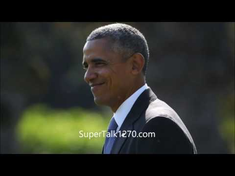 SuperTalk 1270 Podcast - 'Obama on DAPL'