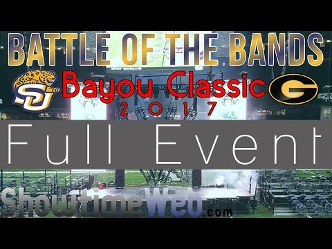 Full Battle - 2017 Bayou Classic BOTB
