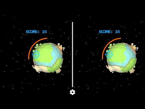 VR Planet Best Google Cardboard VR 3D SBS Apps Gameplay Virtual Reality Video