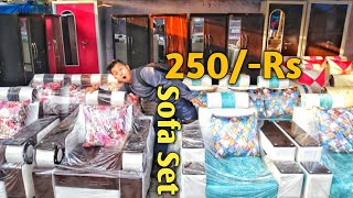 Factory price Furniture Market Sofa set, Table, Chair, Office Furniture Manufacturer | VANSHMJ