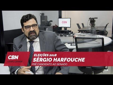 Entrevista CBN Campo Grande: procurador de justiça, Sérgio Harfouche
