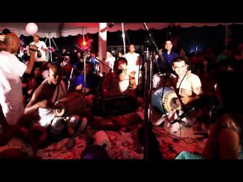 Bhajan - Vijay Krsna das - Toronto 24hr Kirtan - 16