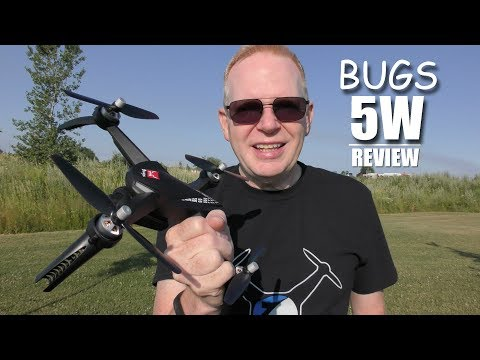 One of the BEST Low Cost Drones! MJXRC BUGS 5W