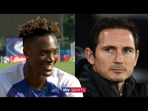 EXCLUSIVE: Tammy Abraham Wants Frank Lampard To Get Chelsea Job And Give Him First-team Chance
