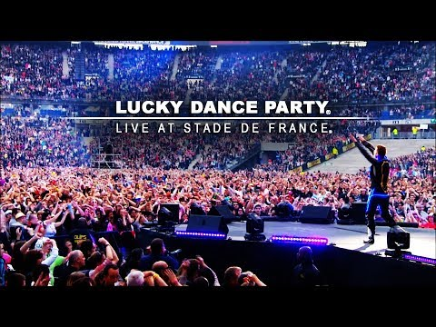 🇫🇷 🇬🇧 🇪🇸  Lucky Dance Party® « Live at Stade de France® - 40 000 people » (Official Full Version)