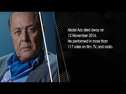 Egyptian actor Mahmoud Abd El Aziz dies after long struggle with illness