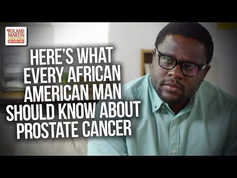 Here's What Every African American Man Should Know About Prostate Cancer ...