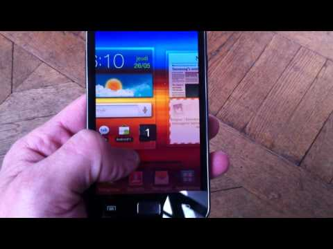 Samsung Galaxy S II (GT-I9100) - preview | par Top-For-Phone.fr