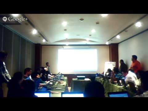 Diplomado con los expertos OPUS 2014 Ing. Guadalupe Guzmán e Ing. Arq. Everardo López