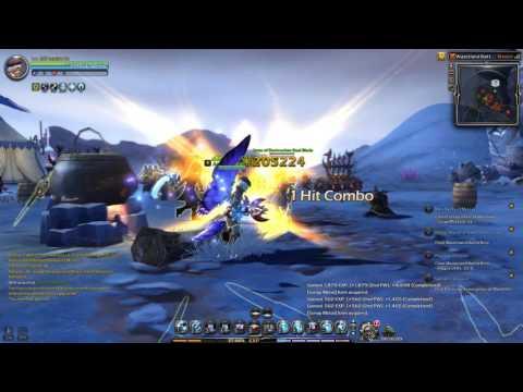 Dragon Nest Europe - Lv 80 Daily Quest [Saint]