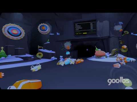 Virtual Reality Game Development For DFW Airport Corporate Employee Team Event - 900lbs - Видео онлайн