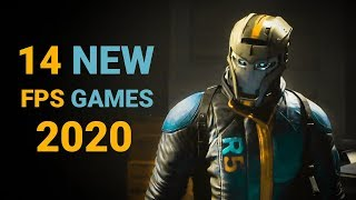 Top 14 NEW FPS Games Coming in 2020  |  PC , PS4 , Xbox one