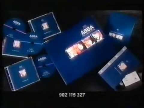 ABBA The Collection anuncio en español.mpg