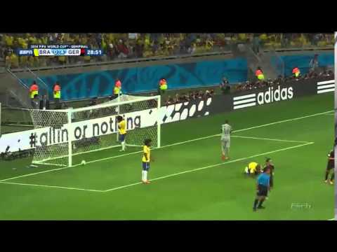 Germany seven Goals vs Brazil With WWE Jim Ross