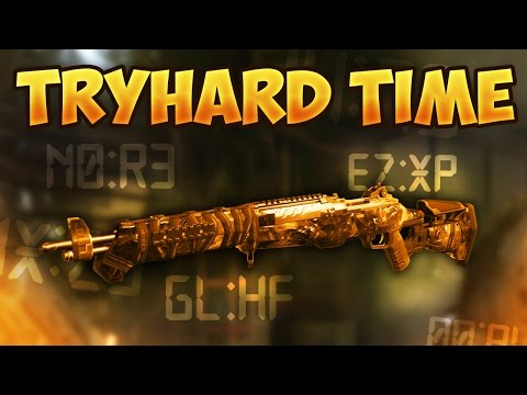BO3 SnD Tryhard Time - MX Garand - Blast from the Past