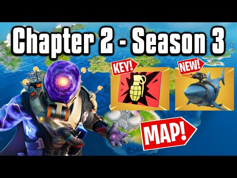 This Is What Will Happen In Season 3! - Fortnite New Season Event!