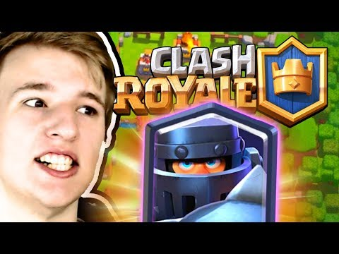 PA KAKVA JE OVO PREJAKA KARTICA?! ( Clash Royale )