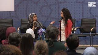 Poetry Slam: Islamischer Feminismus in Deutschland