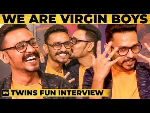"""HONEYMOON-க்கு அவன் கூட நானும் போனேன்"" -  Arun & Aravind Identical Twins Interview"