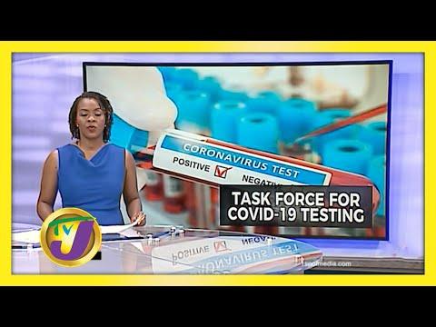 Jamaica to Boost Covid Testing Capacity   TVJ News