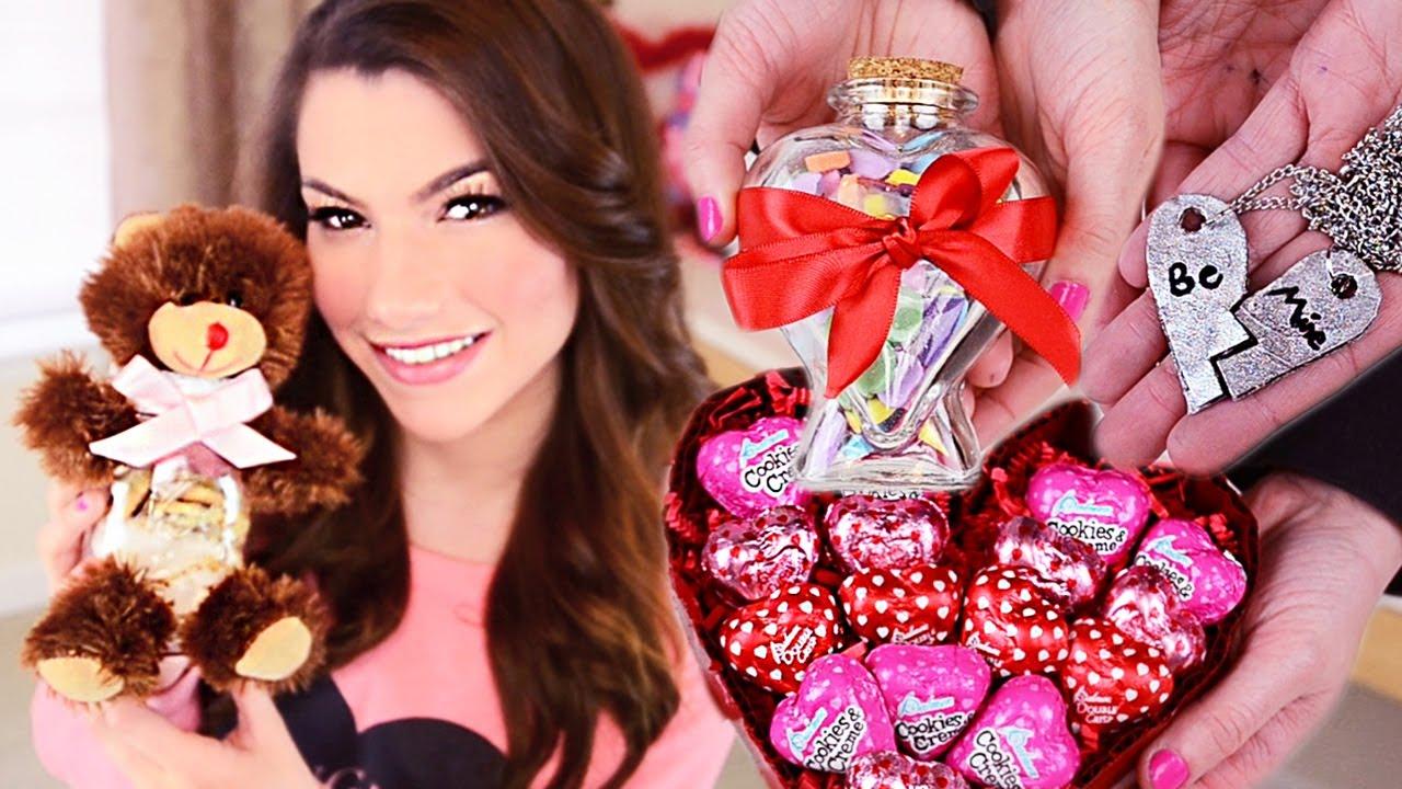 DIY Valentineu0027s Day Gift Ideas!   YouTube