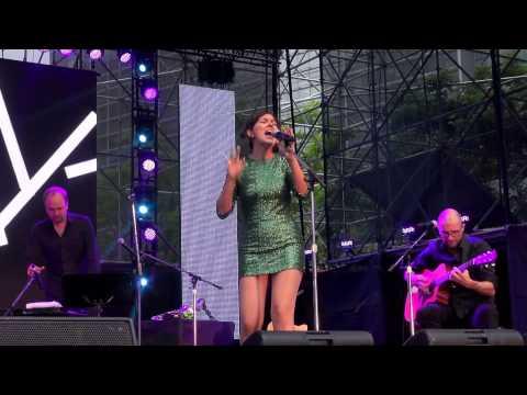 Alejandra Ribera - Live At Luminato David Pecaut Square 2014