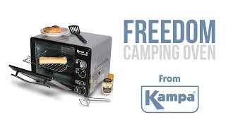 Kampa | Freedom Oven | Product Overview