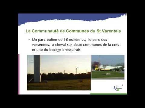 ENSP Versailles, Thouarsais : Expérience du Saint-Varentais avec l'Ecole du Paysage de Versailles