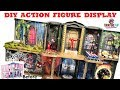 Furniture Flip - DIY Action Figure Display House