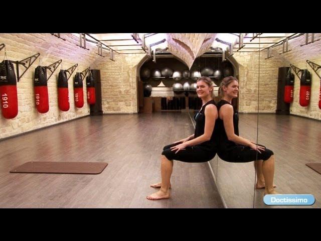 exercices pour muscler les cuisses femme