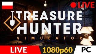 Treasure Hunter Simulator PL  #5 (odc.5 LIVE)  Najlepszy wykrywacz oraz Norwegia i Irlandia